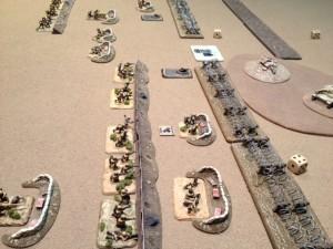 FOW Italian Deployment