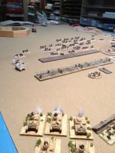 Italian tanks FOW